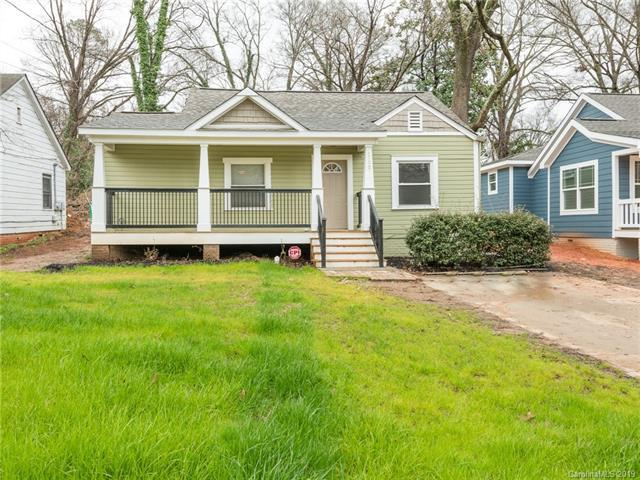 1127 Spruce Street, Charlotte, NC 28203 (#3466955) :: Caulder Realty and Land Co.
