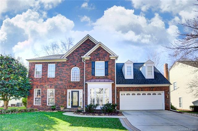7722 Epping Forest Drive, Huntersville, NC 28078 (#3466994) :: LePage Johnson Realty Group, LLC