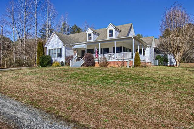 1304 Piney Knob Road, Rutherfordton, NC 28139 (#3467028) :: Robert Greene Real Estate, Inc.