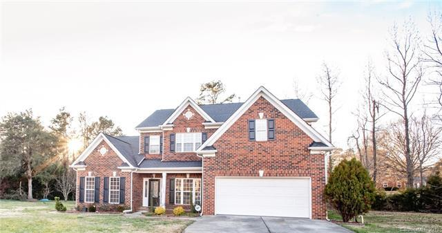 12009 Shasta View Way, Matthews, NC 28105 (#3467305) :: The Ramsey Group