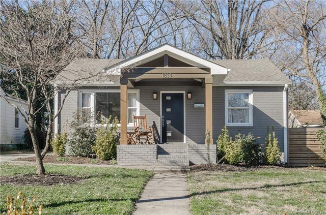 1833 Union Street, Charlotte, NC 28205 (#3467422) :: Exit Mountain Realty