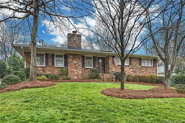 3526 Windsor Drive, Charlotte, NC 28209 (#3467438) :: High Performance Real Estate Advisors