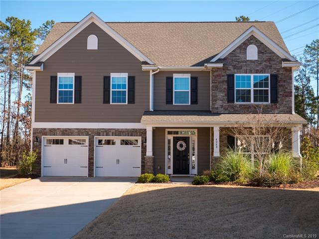 4048 Franklin Meadows Drive, Matthews, NC 28105 (#3467454) :: The Ramsey Group