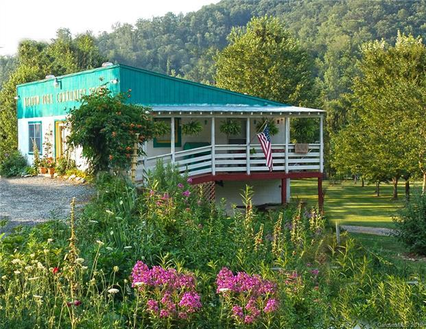 5995 Meadow Fork Road, Hot Springs, NC 28743 (#3467473) :: Exit Mountain Realty