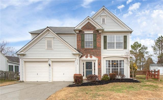 6038 Roseway Court, Harrisburg, NC 28075 (#3467518) :: Exit Mountain Realty