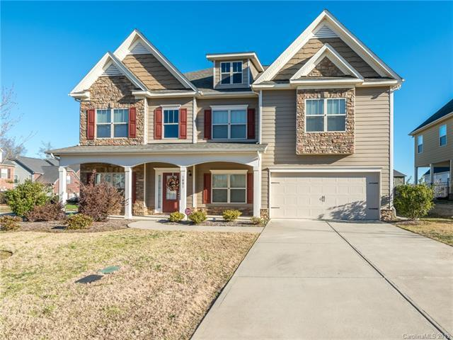 1001 Loudoun Road, Indian Trail, NC 28079 (#3467545) :: Exit Mountain Realty