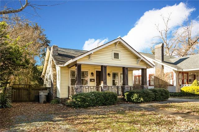 2224 Commonwealth Avenue, Charlotte, NC 28205 (#3467585) :: SearchCharlotte.com