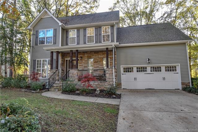 21116 Townwood Drive, Cornelius, NC 28031 (#3467602) :: Exit Mountain Realty
