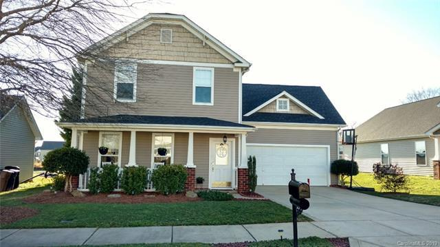 2007 Magna Lane #42, Indian Trail, NC 28079 (#3467661) :: High Performance Real Estate Advisors