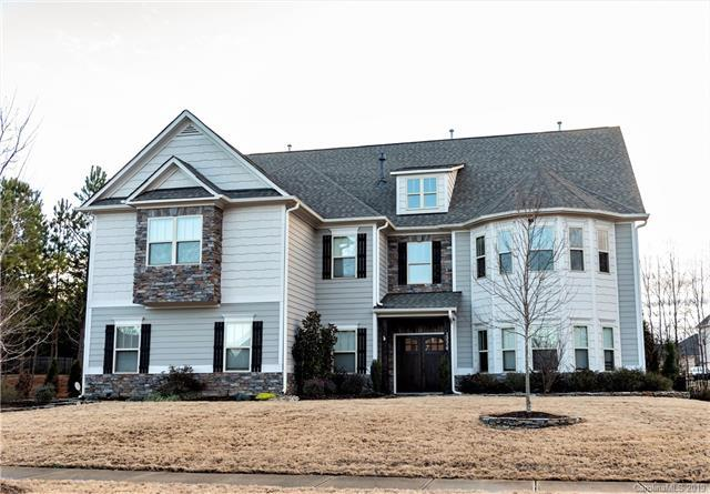 13516 Crystal Springs Drive, Huntersville, NC 28078 (#3467670) :: The Ramsey Group