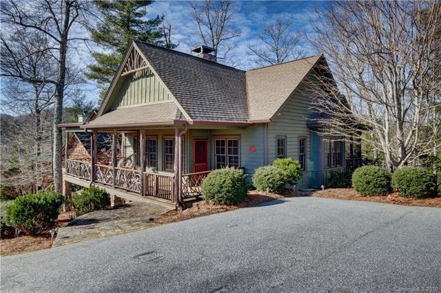 21 Portland Ridge Road 140 Sec 3, Cashiers, NC 28717 (#3467846) :: Rinehart Realty