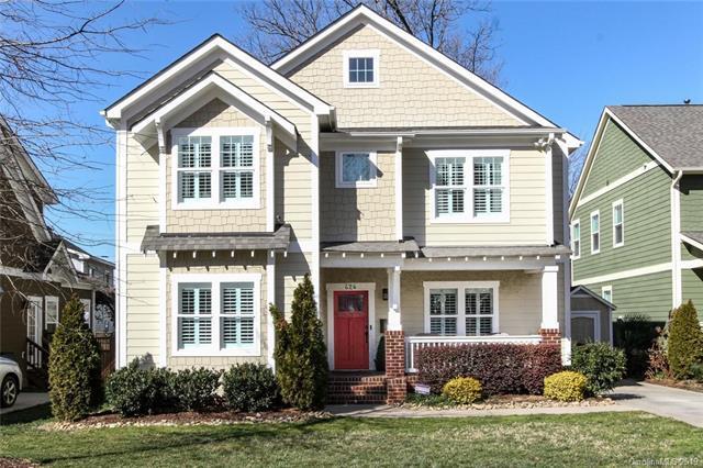 624 Waco Street, Charlotte, NC 28204 (#3467858) :: Scarlett Real Estate
