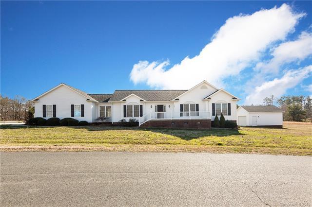 628 Buckskin Road, Oakboro, NC 28129 (#3468009) :: Exit Mountain Realty