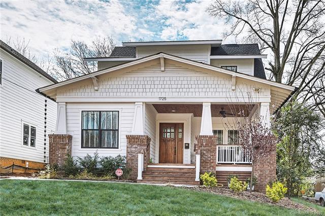 1725 Dunkirk Drive, Charlotte, NC 28203 (#3468101) :: Washburn Real Estate