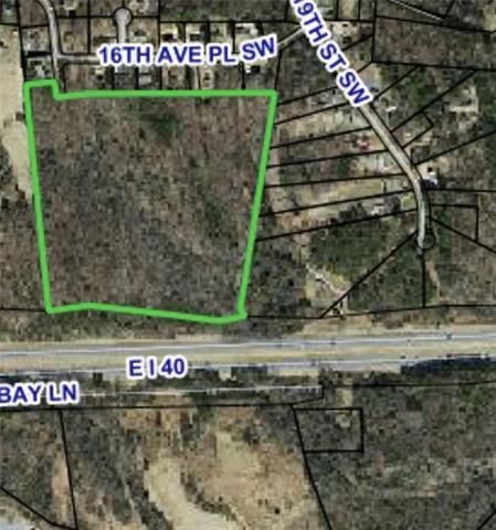 0 21st Street SW, Hickory, NC 28602 (#3468106) :: Robert Greene Real Estate, Inc.