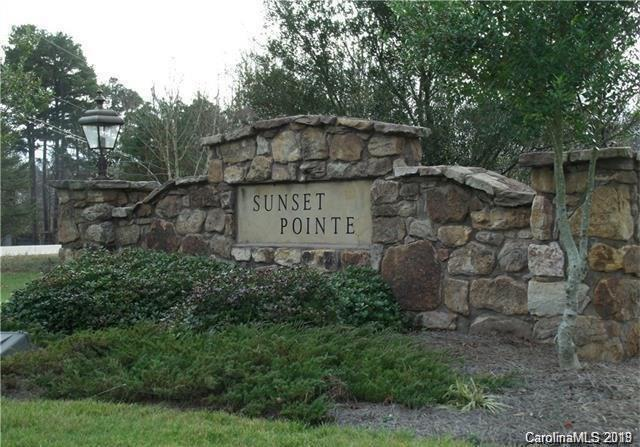 1077 Sunset Pointe Drive #31, Salisbury, NC 28146 (#3468142) :: LePage Johnson Realty Group, LLC