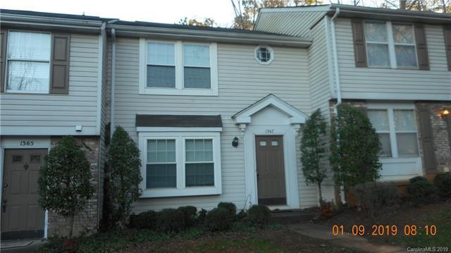 1367 Maple Shade Lane, Charlotte, NC 28270 (#3468370) :: Team Honeycutt