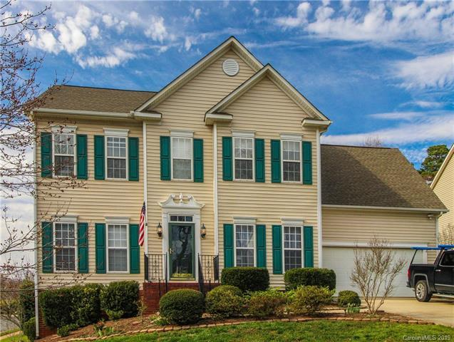 12134 Autumn Winds Lane, Pineville, NC 28134 (#3468385) :: Puma & Associates Realty Inc.