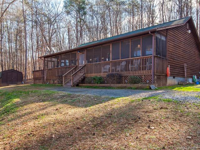 1535 Cleghorn Mill Road, Rutherfordton, NC 28139 (#3468424) :: Washburn Real Estate