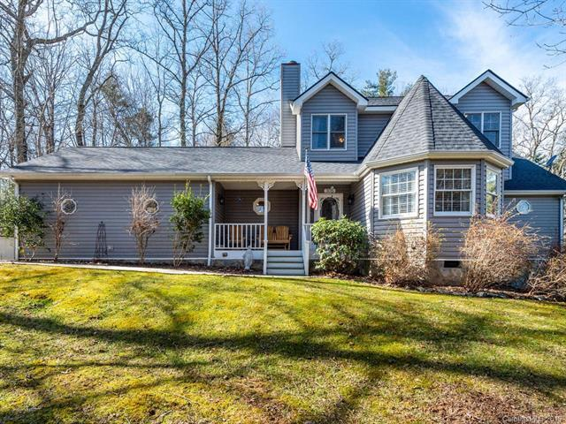 305 Shadecrest Lane, Mills River, NC 28759 (#3468475) :: High Performance Real Estate Advisors
