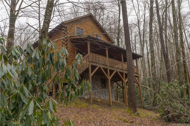 47 Izzie Lane, Maggie Valley, NC 28751 (#3468507) :: LePage Johnson Realty Group, LLC