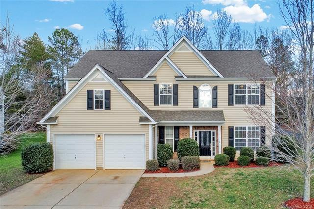 5034 Timber Falls Drive, Indian Land, SC 29707 (#3468513) :: SearchCharlotte.com