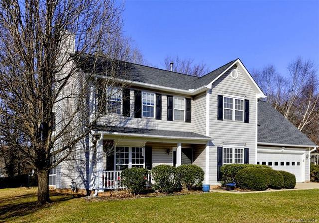 108 Barrington Court, Fletcher, NC 28732 (#3468614) :: Puffer Properties