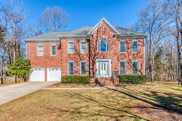12445 Sylvan Oak Way, Charlotte, NC 28273 (#3468638) :: Exit Mountain Realty