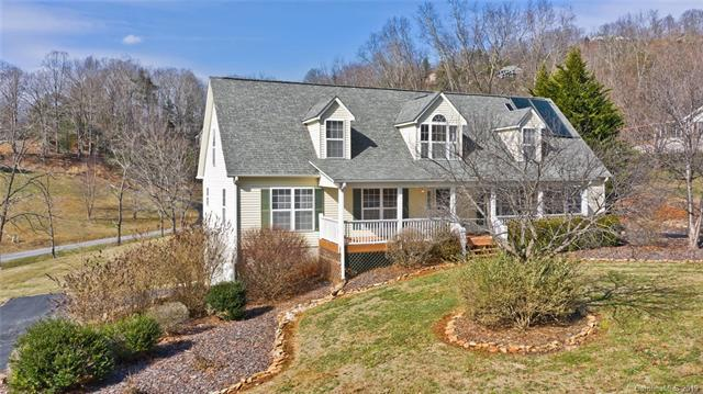80 Farm Valley Court, Weaverville, NC 28787 (#3468688) :: Exit Mountain Realty