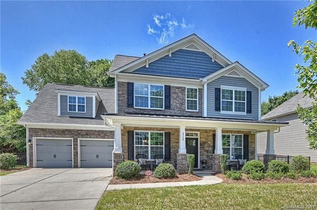 5736 Mcdowell Run Drive, Huntersville, NC 28078 (#3468695) :: Exit Mountain Realty