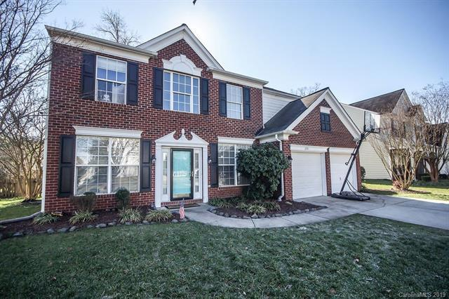 6091 Roseway Court, Harrisburg, NC 28075 (#3468915) :: The Ramsey Group