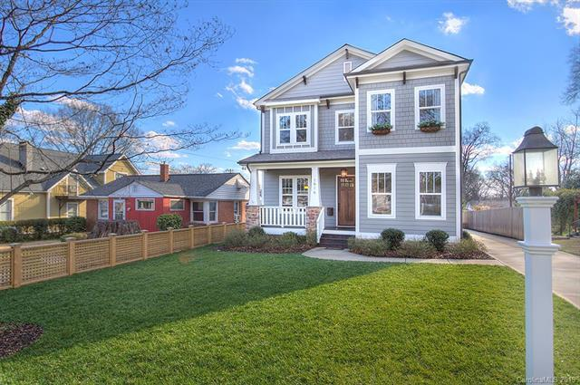 1916 Marguerite Avenue, Charlotte, NC 28205 (#3469005) :: High Performance Real Estate Advisors