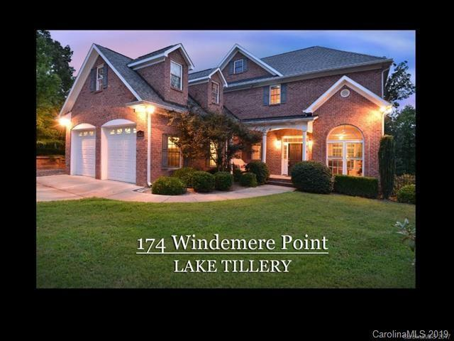 174 Windemere Pointe Drive #29, Mount Gilead, NC 27306 (#3469031) :: High Performance Real Estate Advisors