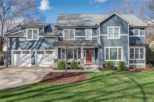 846 Wriston Place, Charlotte, NC 28209 (#3469079) :: Cloninger Properties