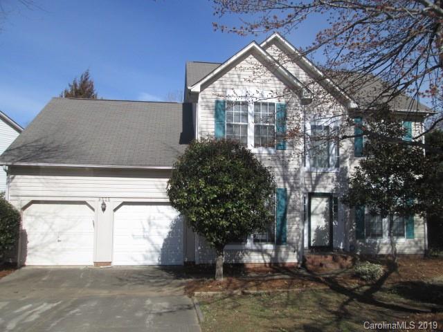 9525 Secretariat Drive, Charlotte, NC 28216 (#3469091) :: Team Honeycutt