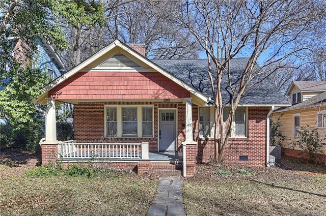 1933 Bay Street, Charlotte, NC 28204 (#3469117) :: Keller Williams South Park