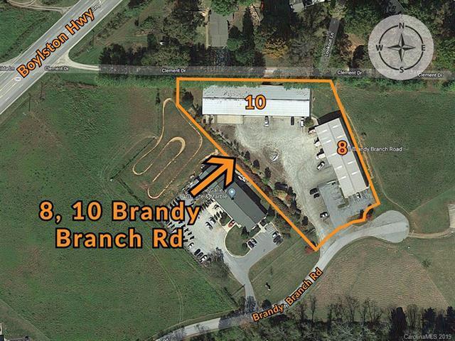 8 & 10 Brandy Branch Road, Mills River, NC 28759 (#3469203) :: Team Honeycutt