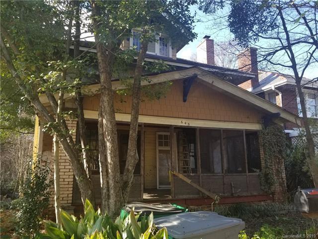 645 Louise Avenue, Charlotte, NC 28204 (#3469232) :: SearchCharlotte.com