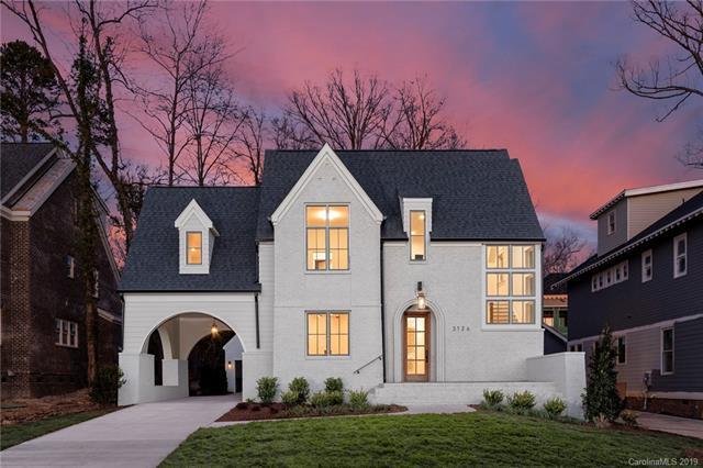 3126 Cramer Pond Drive #11, Charlotte, NC 28205 (#3469241) :: Keller Williams South Park