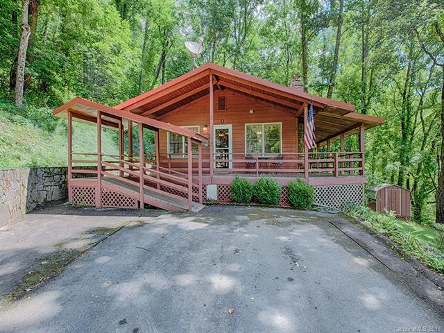 36 Eagles Nest Lane, Maggie Valley, NC 28751 (#3469284) :: Puffer Properties