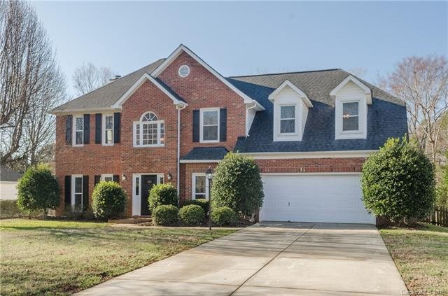 1604 Ivy Bluff Way, Matthews, NC 28105 (#3469313) :: Exit Mountain Realty