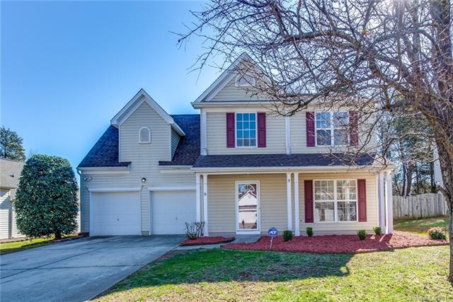 12609 Ivey Creek Drive, Charlotte, NC 28273 (#3469366) :: Exit Mountain Realty