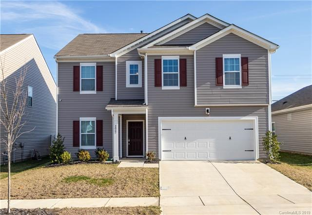 4827 Abendego Road, Charlotte, NC 28213 (#3469413) :: The Ramsey Group