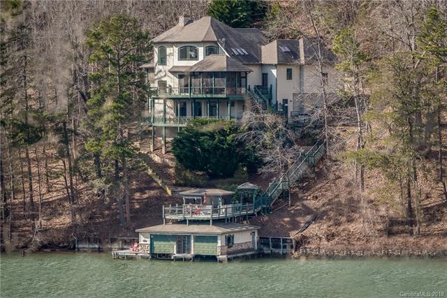 142 Waters Edge Court, Lake Lure, NC 28746 (#3469517) :: Puffer Properties