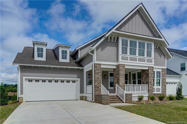129 Slocumb Lane Lot 22, Mooresville, NC 28117 (#3469613) :: LePage Johnson Realty Group, LLC