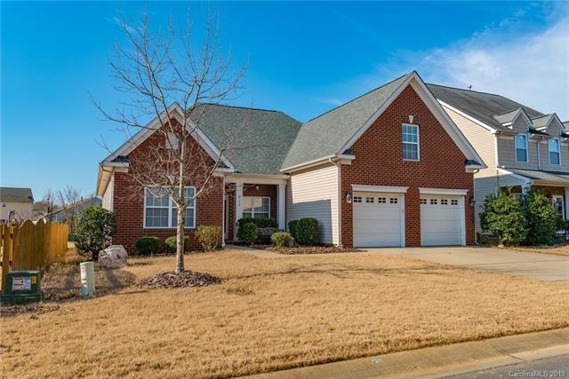 2134 Blue Iris Drive, Stallings, NC 28104 (#3469622) :: Exit Mountain Realty