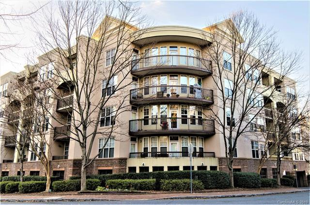405 7th Street #208, Charlotte, NC 28202 (#3469708) :: Roby Realty