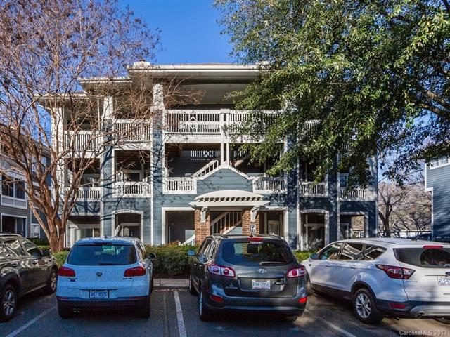 611 Olmsted Park Place C, Charlotte, NC 28203 (#3469808) :: High Performance Real Estate Advisors