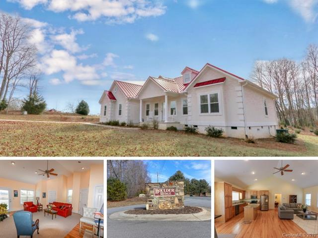 125 Boulder Ridge Drive, State Road, NC 28676 (MLS #3469866) :: RE/MAX Impact Realty