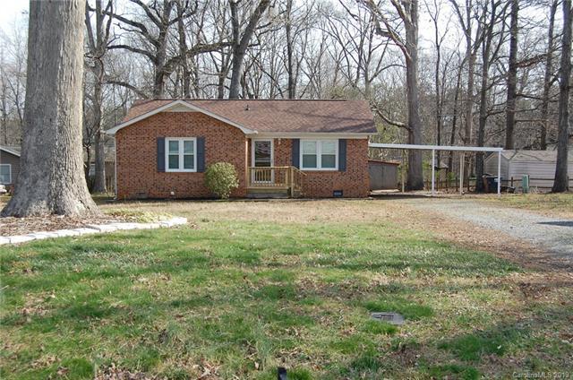 4025 Wonderland Drive #49, Matthews, NC 28104 (#3469867) :: High Performance Real Estate Advisors